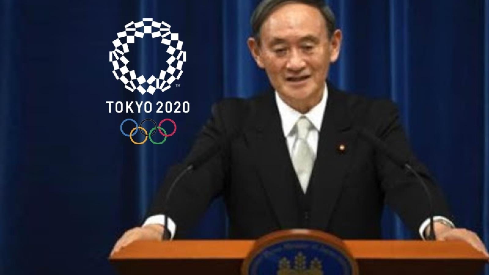 """Olympic Tokyo 2020 không giúp Nội các của Thủ tướng Suga """"cải thiện"""" tình hình"""