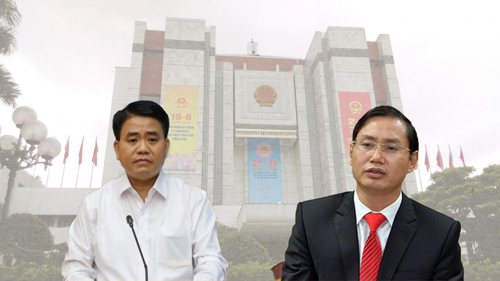 Vụ ông Nguyễn Đức Chung: Bài học sâu sắc về kiểm soát quyền lực