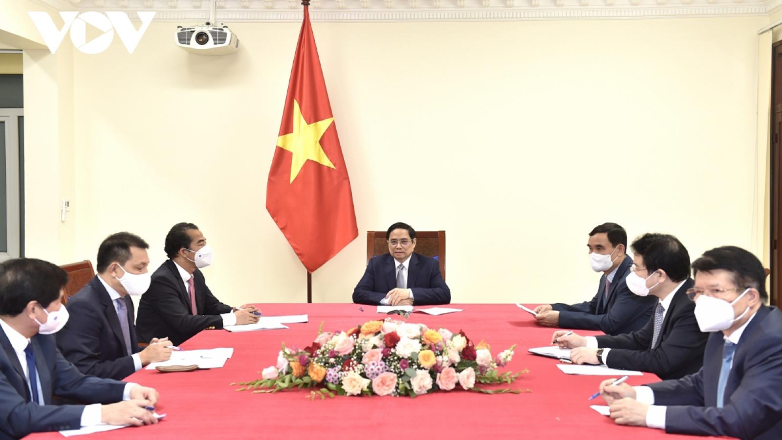 Vietnam seeks COVID-19 vaccine supply support from Belgium