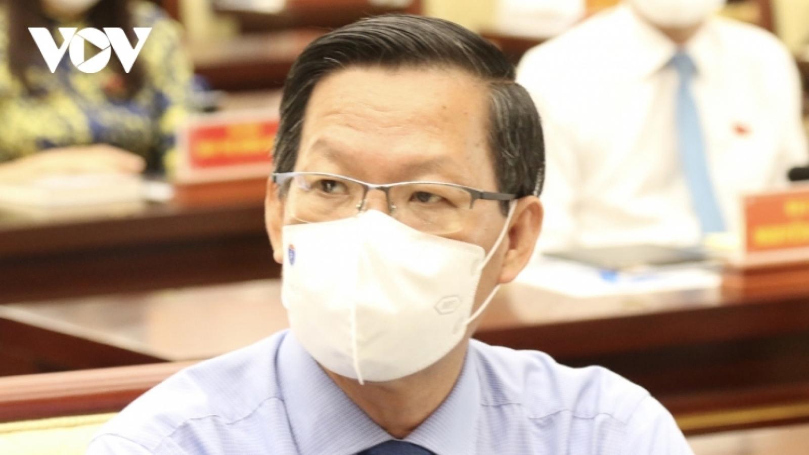 Ho Chi Minh City has new leader