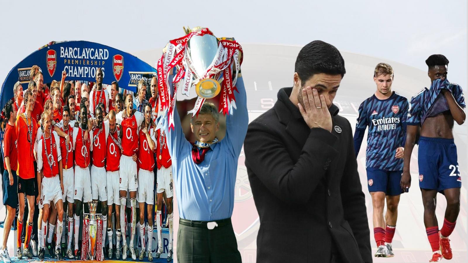 Arsenal FC - Bao giờ cho đến ngày xưa?