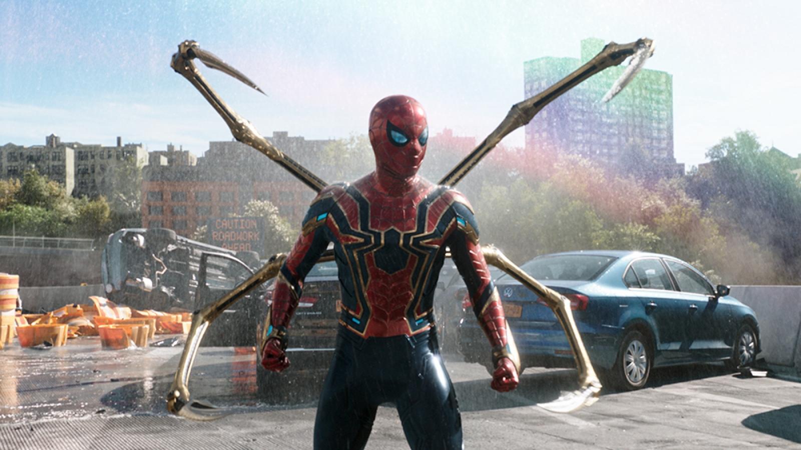 """Chưa ra rạp, """"Spider-man: No way home"""" đã phá vỡ kỷ lục của """"Avengers: Endgame"""""""