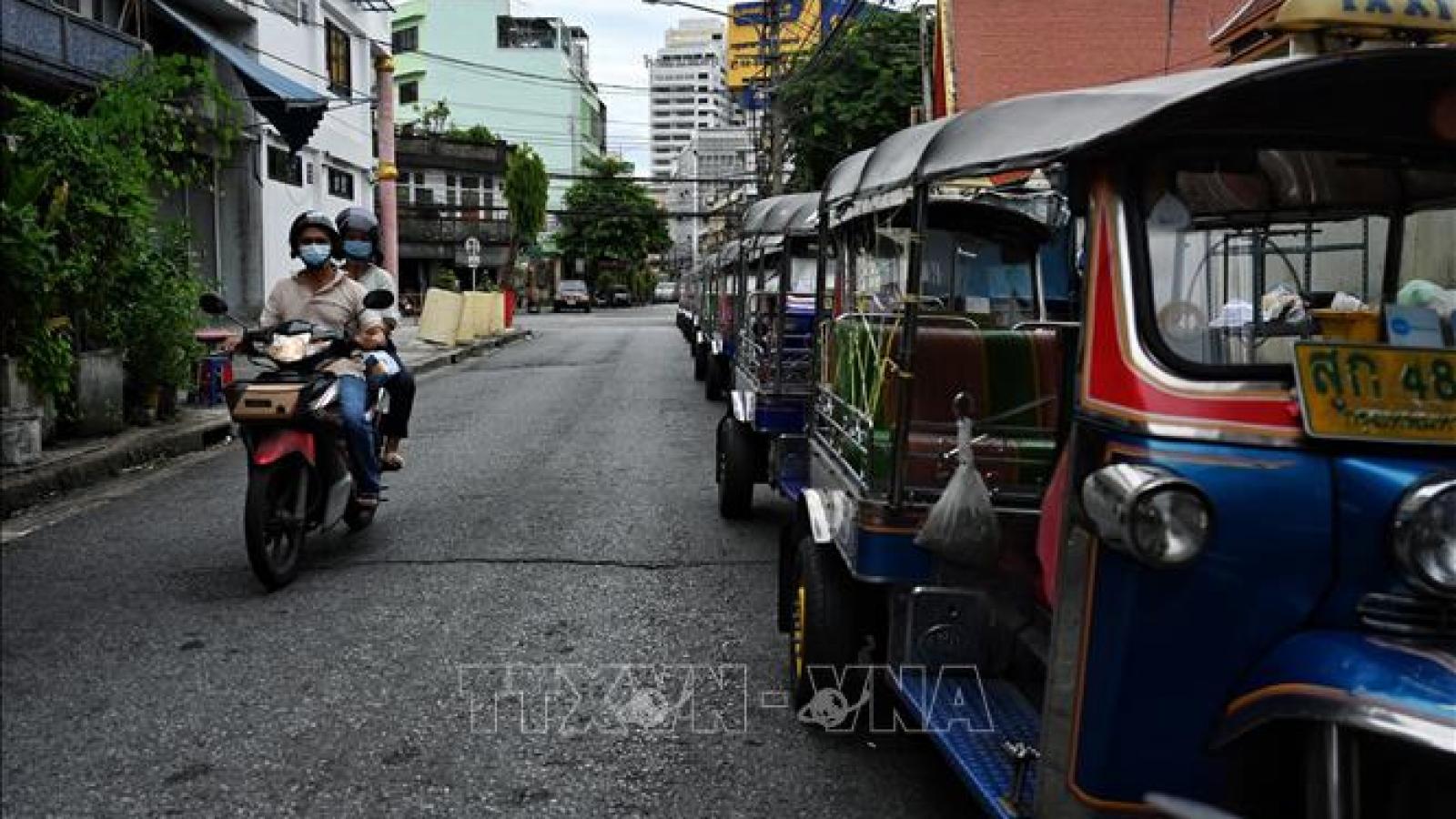 Thái Lan mở rộng phong tỏa, có thể đến hết tháng 8