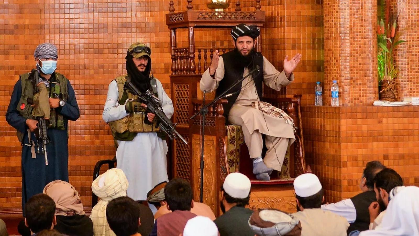 Chia rẽ và tranh giành quyền lực trong nội bộ ban lãnh đạo Taliban ở Afghanistan