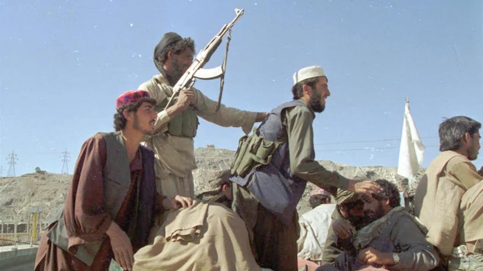 Năm 1996, Taliban cũng từng hứa hẹn hòa bình, ân xá và không trả thù ở Afghanistan