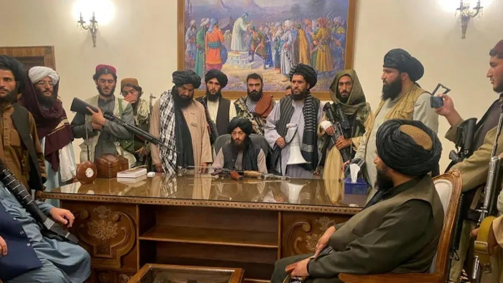 Taliban trì hoãn công bố chính phủ mới của Afghanistan, thế giới chưa vơi nỗi lo