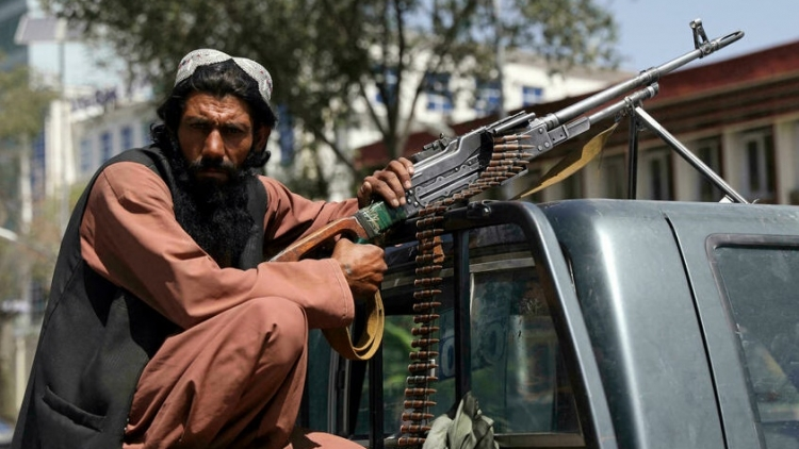Toan tính của Trung Quốc và Pakistan trước sự sụp đổ của chính quyền Afghanistan