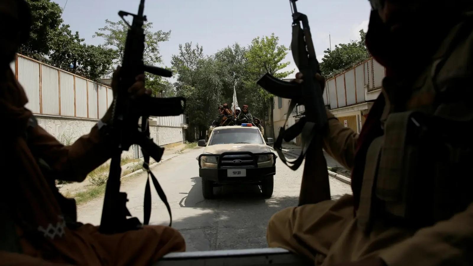 Giám đốc CIA đã bí mật gặp thủ lĩnh Taliban ở Kabul?