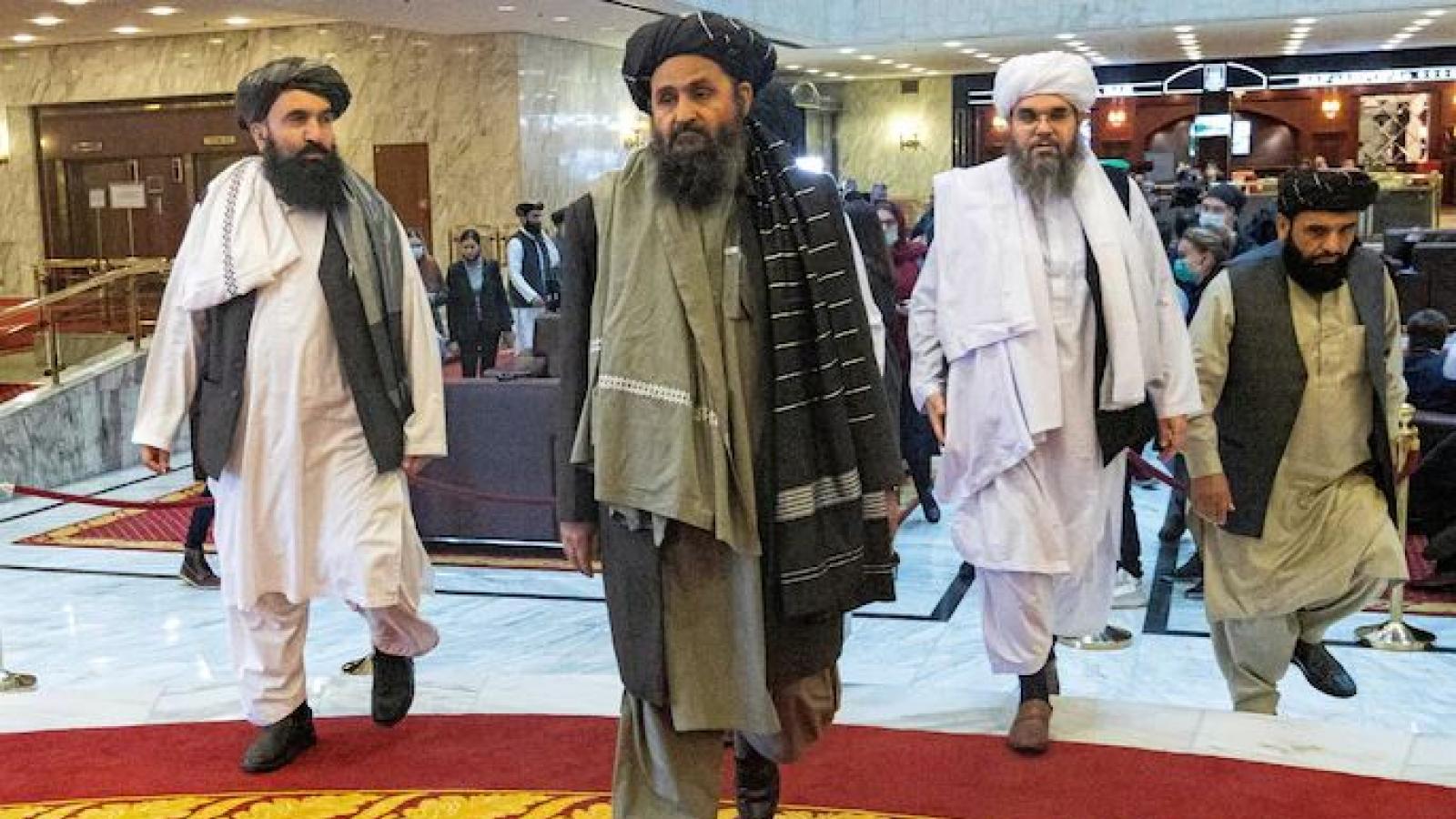 Taliban chuẩn bị công bố thành phần chính phủ, quốc tế nêu điều kiện công nhận