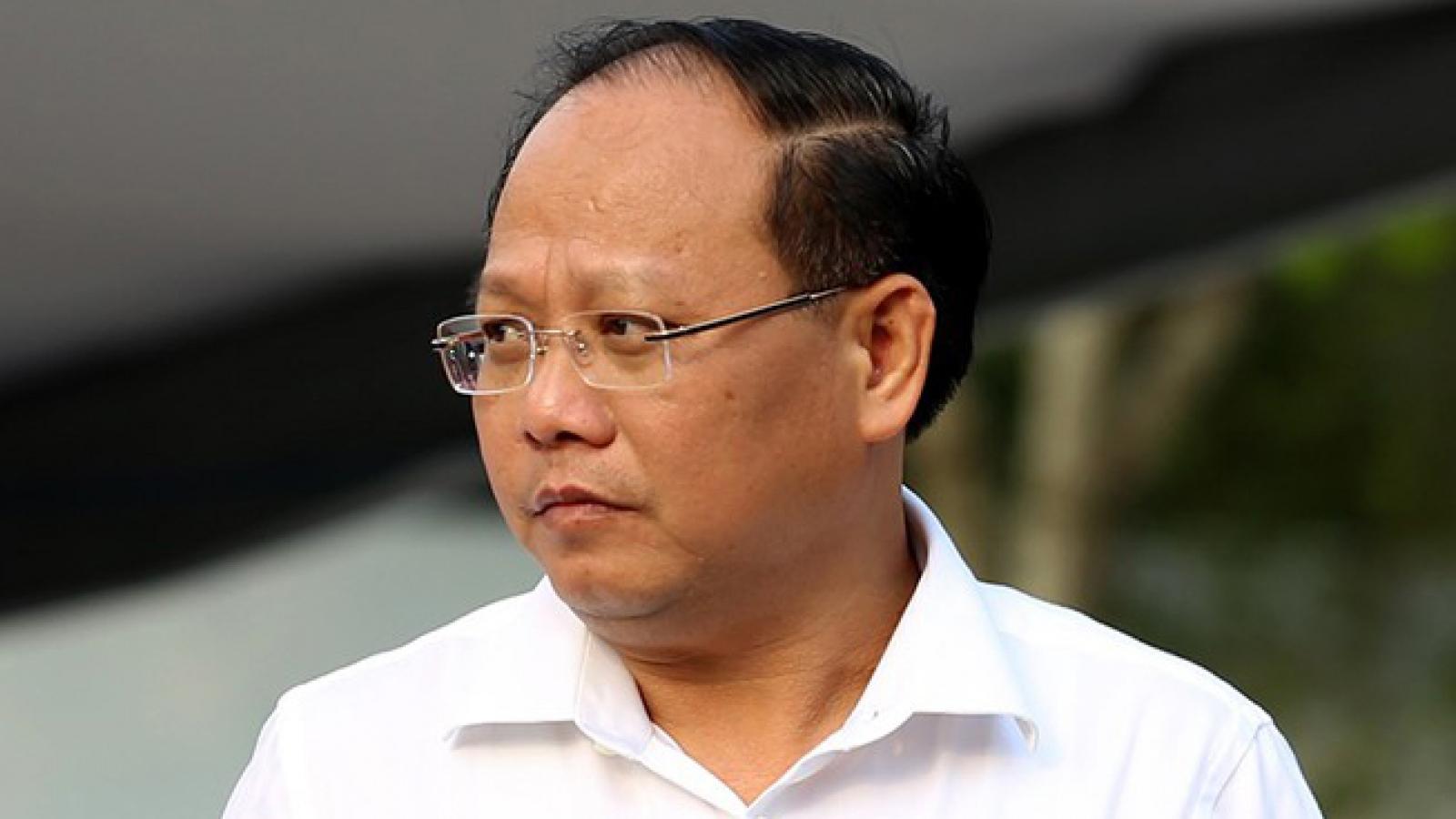 Nóng 24h: Đề nghị truy tố ông Tất Thành Cang vụ sai phạm 32ha đất ở Phước Kiển