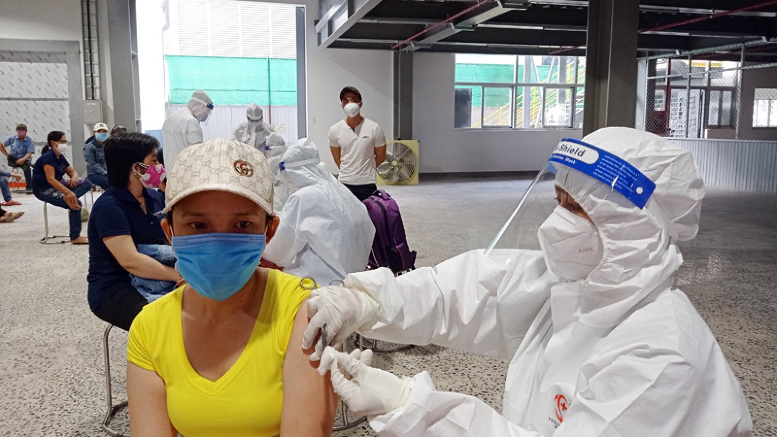 Đồng Nai phân bổ 500.000 liều vaccine Sinopharm để tiêm đợt 7
