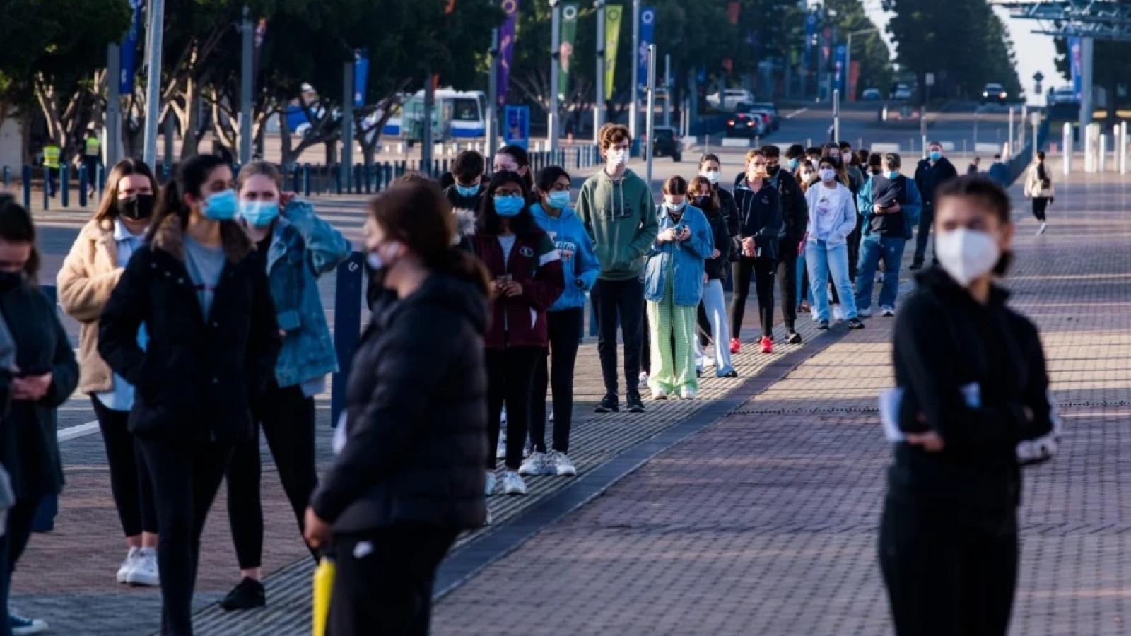 Học sinh New South Wales (Australia) đi học vào tháng 10, Ấn Độ có thể giới nghiêm ban đêm