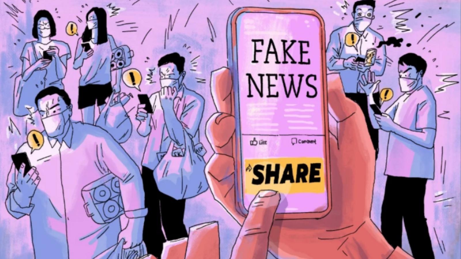 Đề kháng với fake news