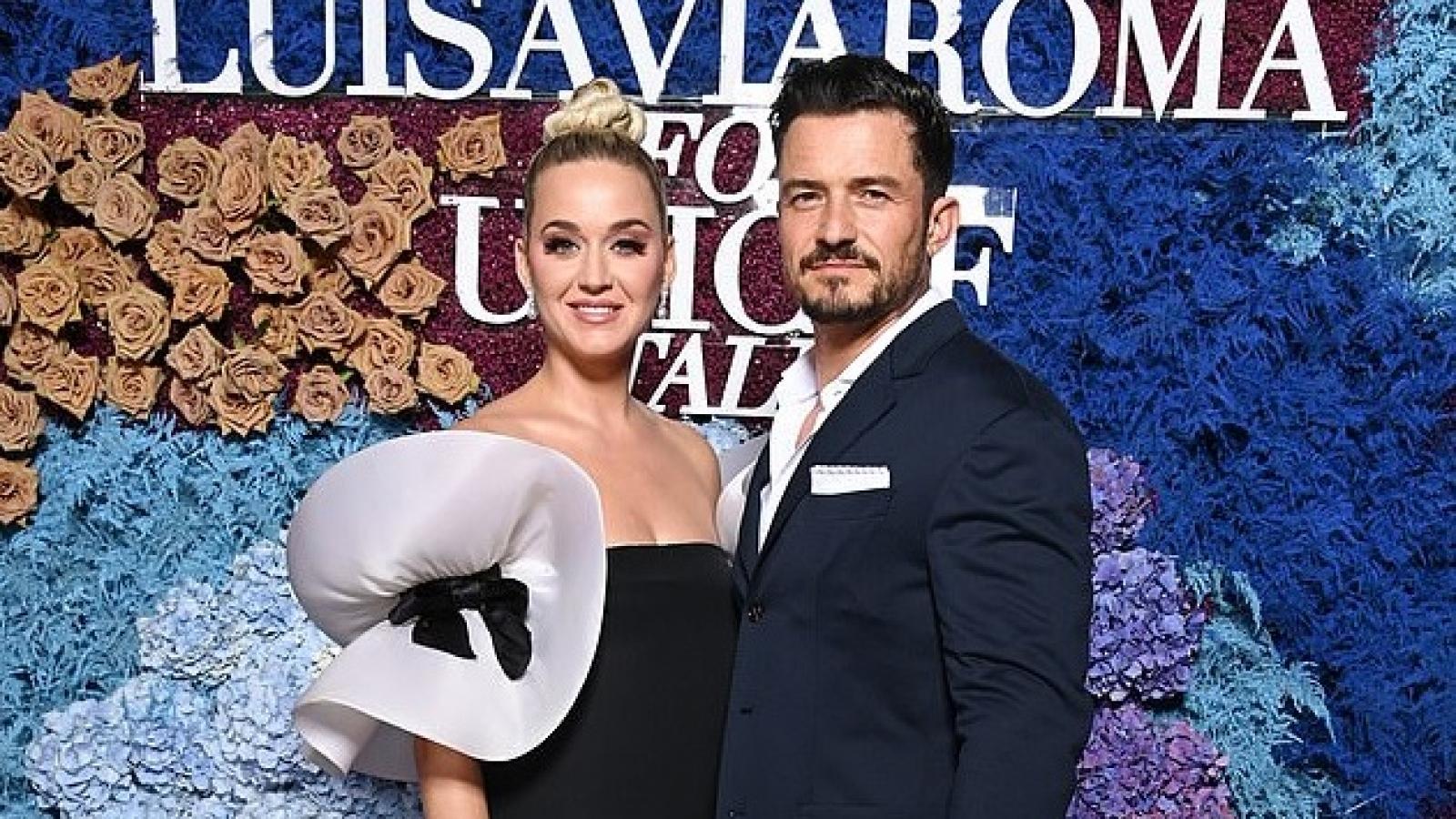 Katy Perry - Orlando Bloom đẹp đôi tại sự kiện từ thiện