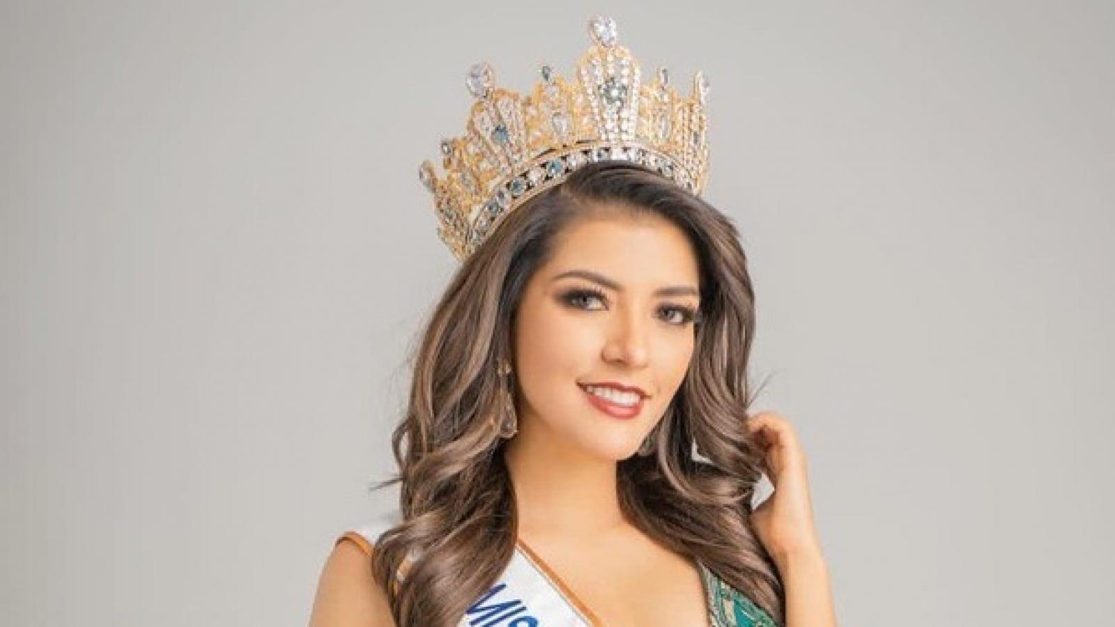 Tân Hoa hậu Siêu quốc gia Mexico 2021: Nhan sắc gây tranh cãi
