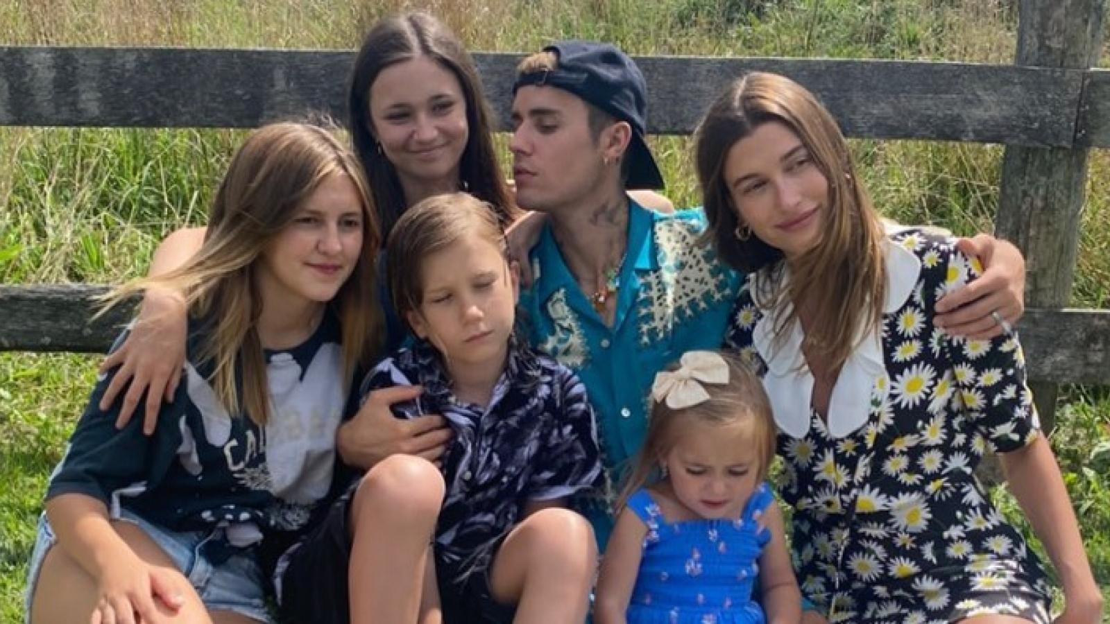 Justin Bieber đưa vợ về quê ở Canada dự sinh nhật em gái