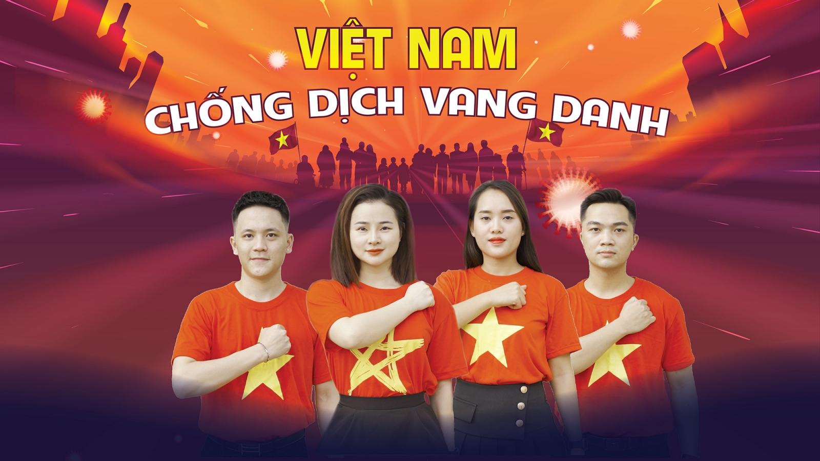"""""""Việt Nam chống dịch vang danh""""cổ vũ tinh thần """"chiến đấu"""" với Covid-19"""
