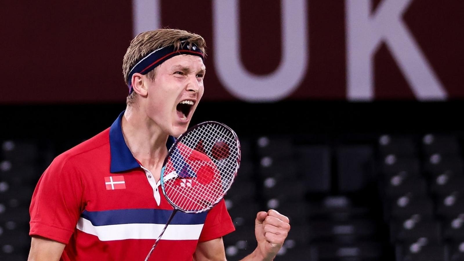 Bảng xếp hạng 10 tay vợt cầu lông xuất sắc nhất thế giới: Viktor Axelsen đứng thứ 2