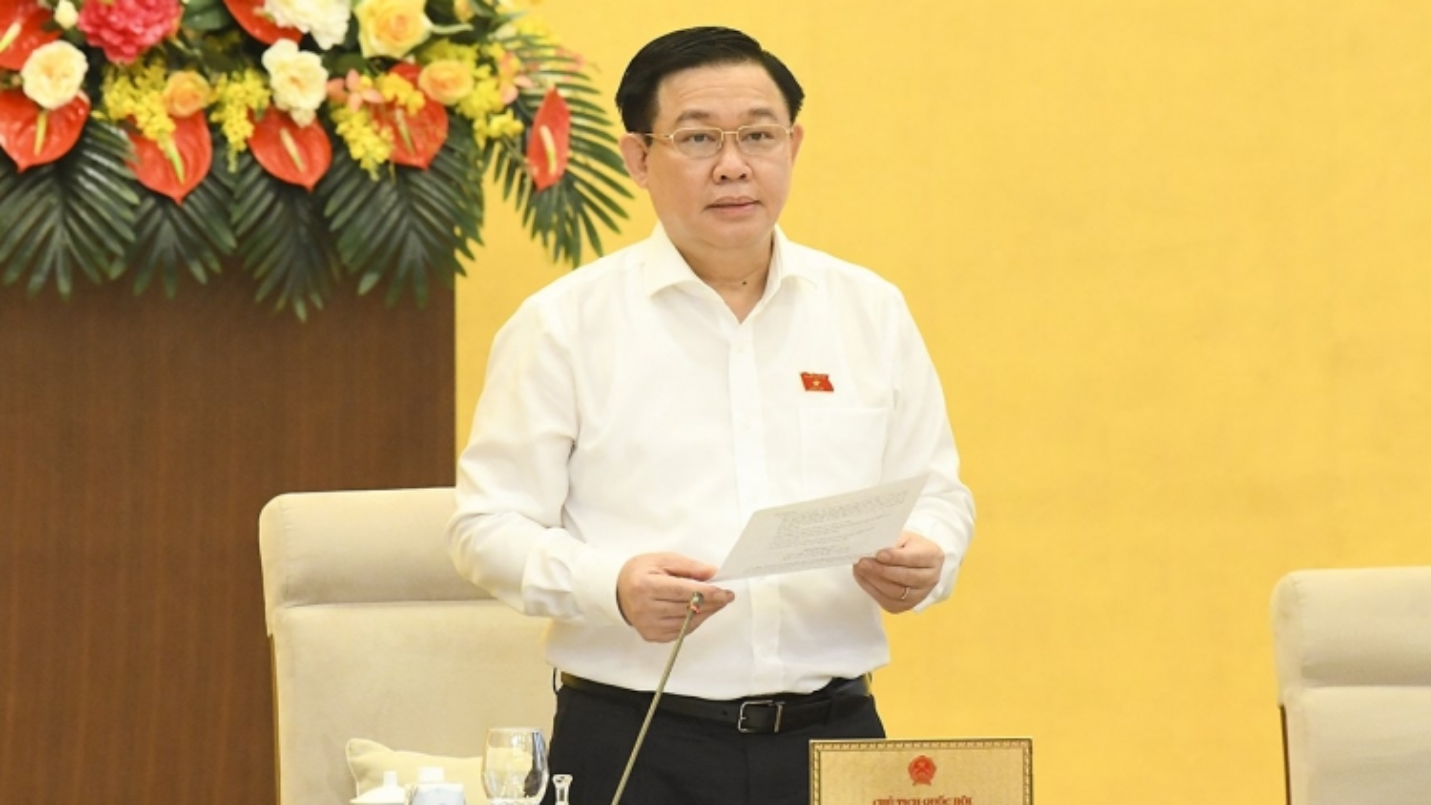 Chủ tịch Quốc hội: Chuẩn bị kỹ lưỡng cho Kỳ họp thứ 2 để quyết đúng, quyết trúng