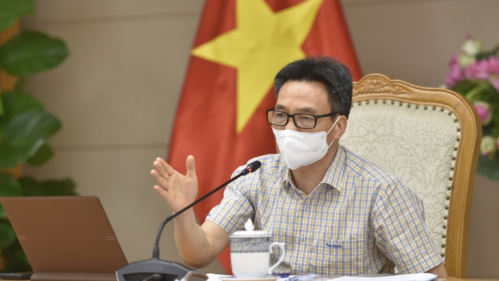 Phó Thủ tướng Vũ Đức Đam yêu cầu Phú Yên, Khánh Hòa dập dịch dứt điểm