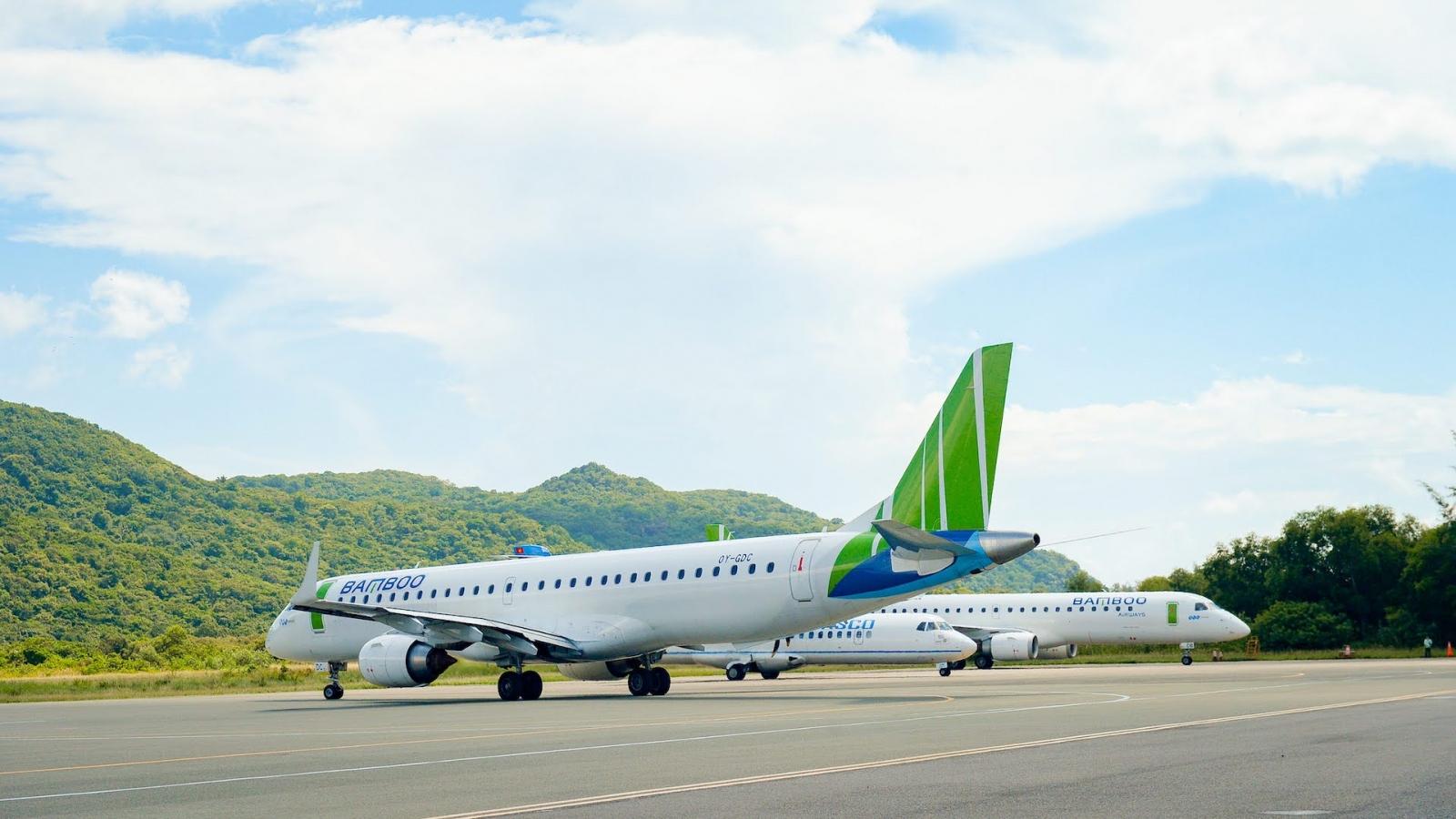 """Giải mã cá tính của Hãng bay """"cung Sư tử"""" - Bamboo Airways"""