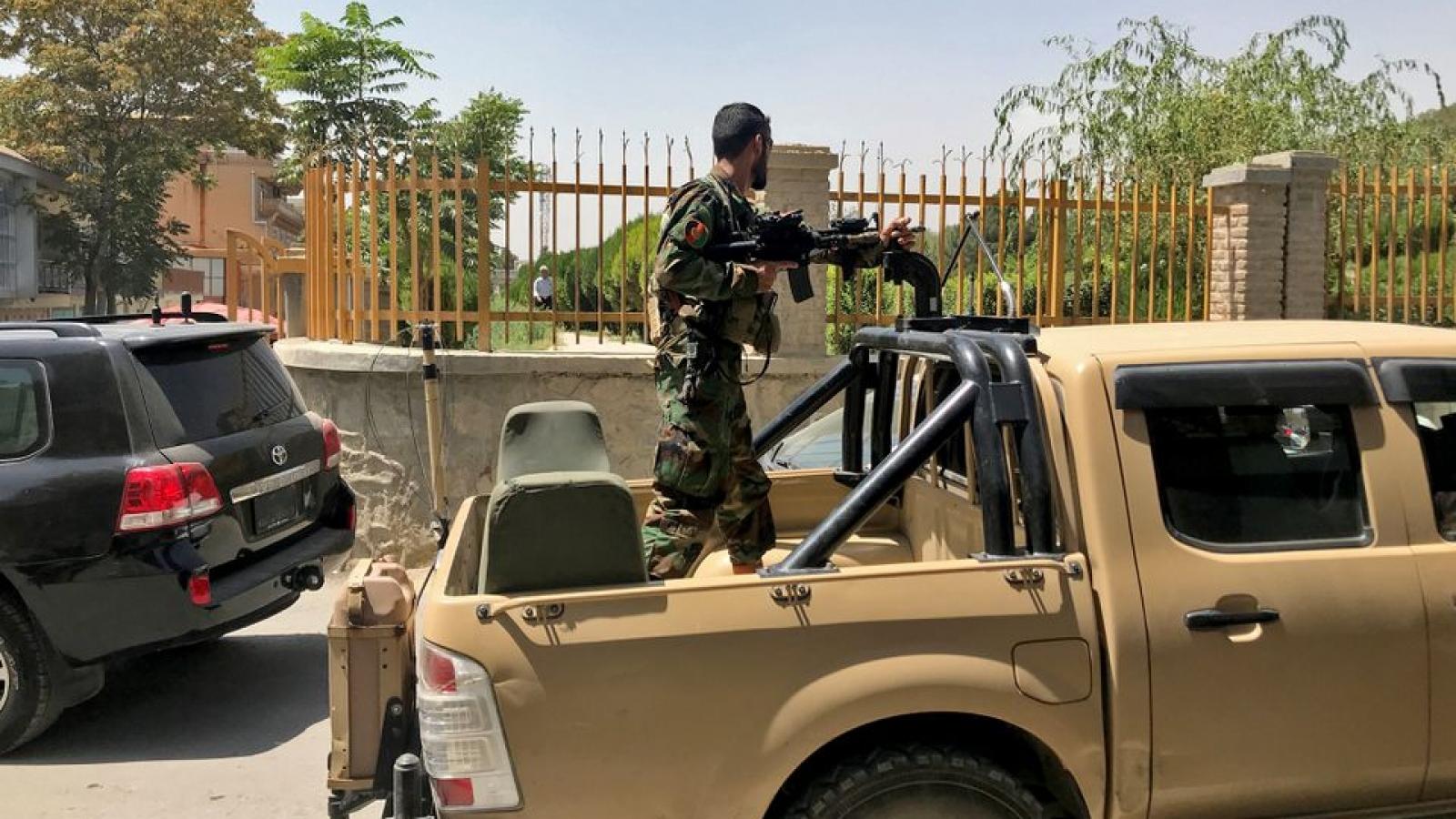 Afghanistan chuyển giao chính trị, cựu Bộ trưởng Nội vụ sẽ đứng đầu chính quyền lâm thời?