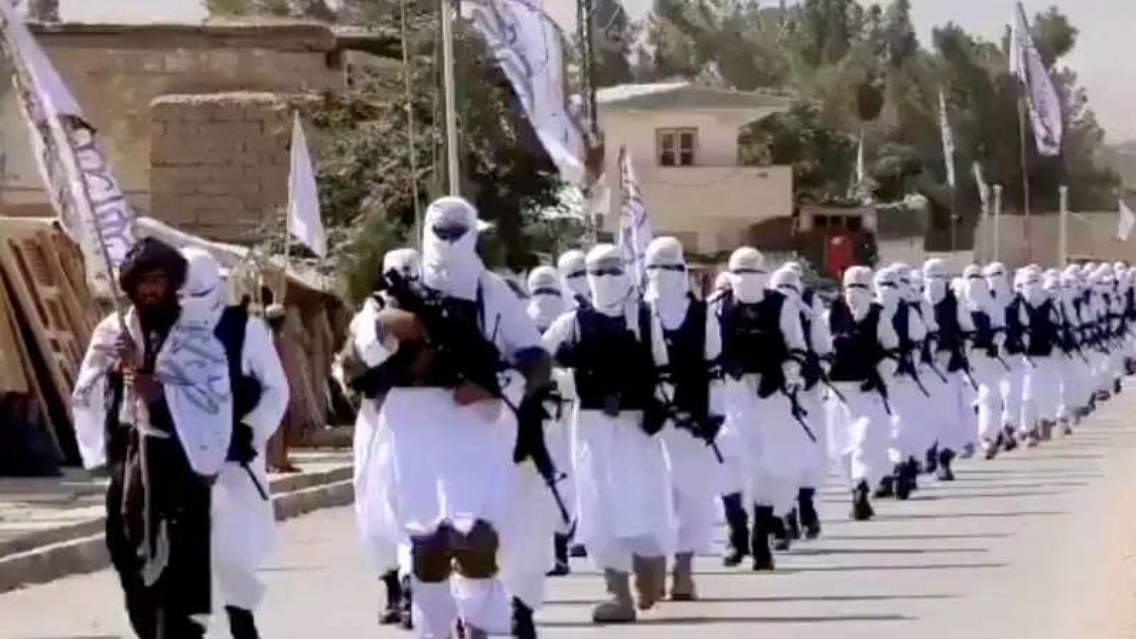 Lầu Năm Góc: Taliban đã phóng thích hàng nghìn tù nhân ISIS-K