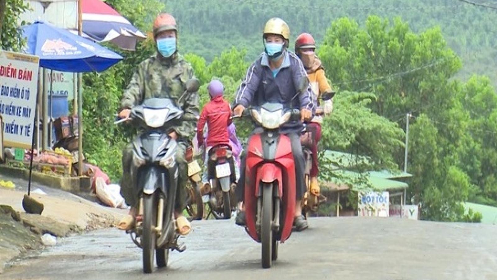 Đắk Nông gỡ bỏ phong tỏa và kết thúc cách ly y tế vùng dịch xã Đắk Wer