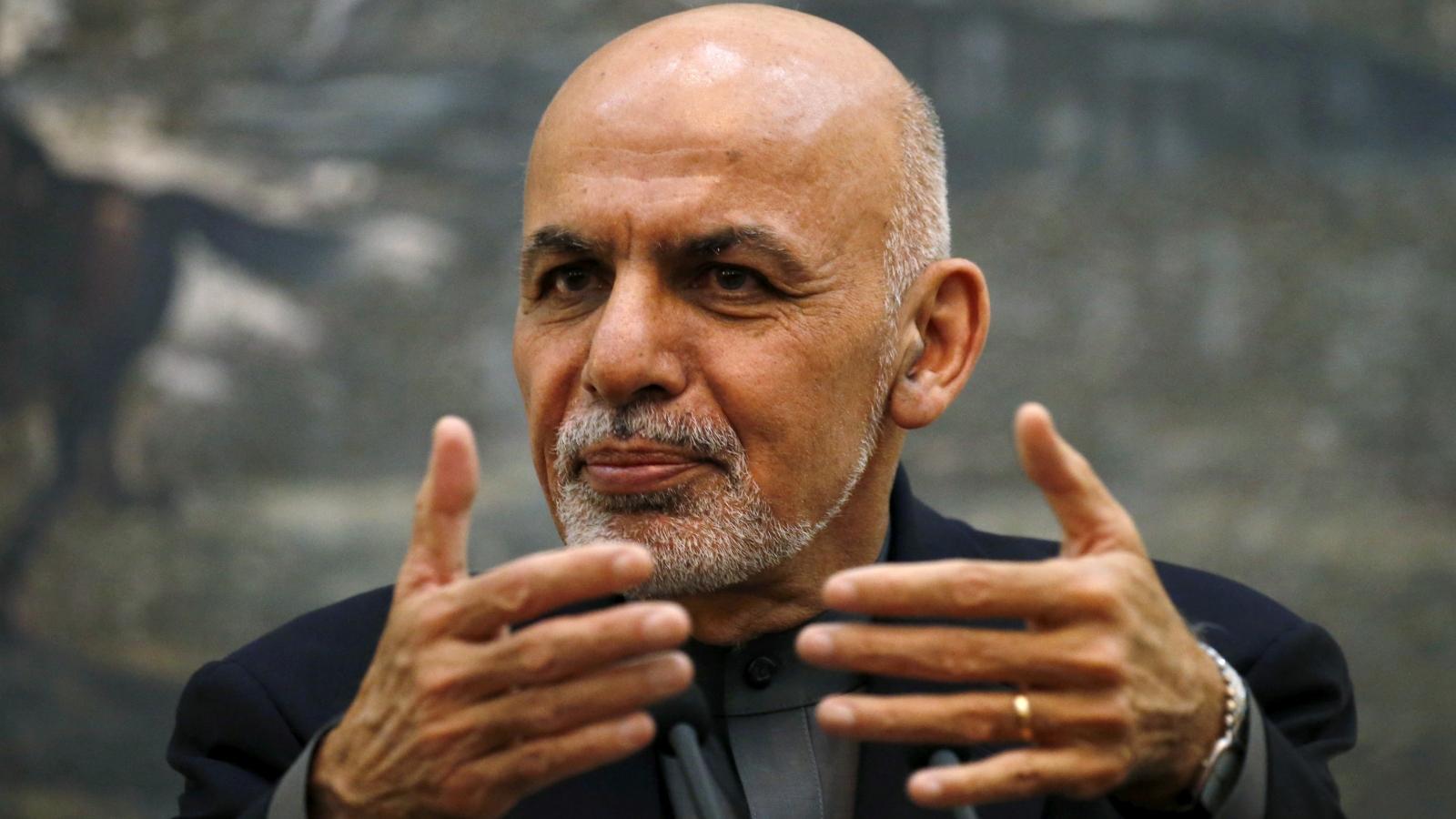 Ashraf Ghani – Từ người đứng đầu Afghanistan đến kẻ chạy trốn khỏi đất nước