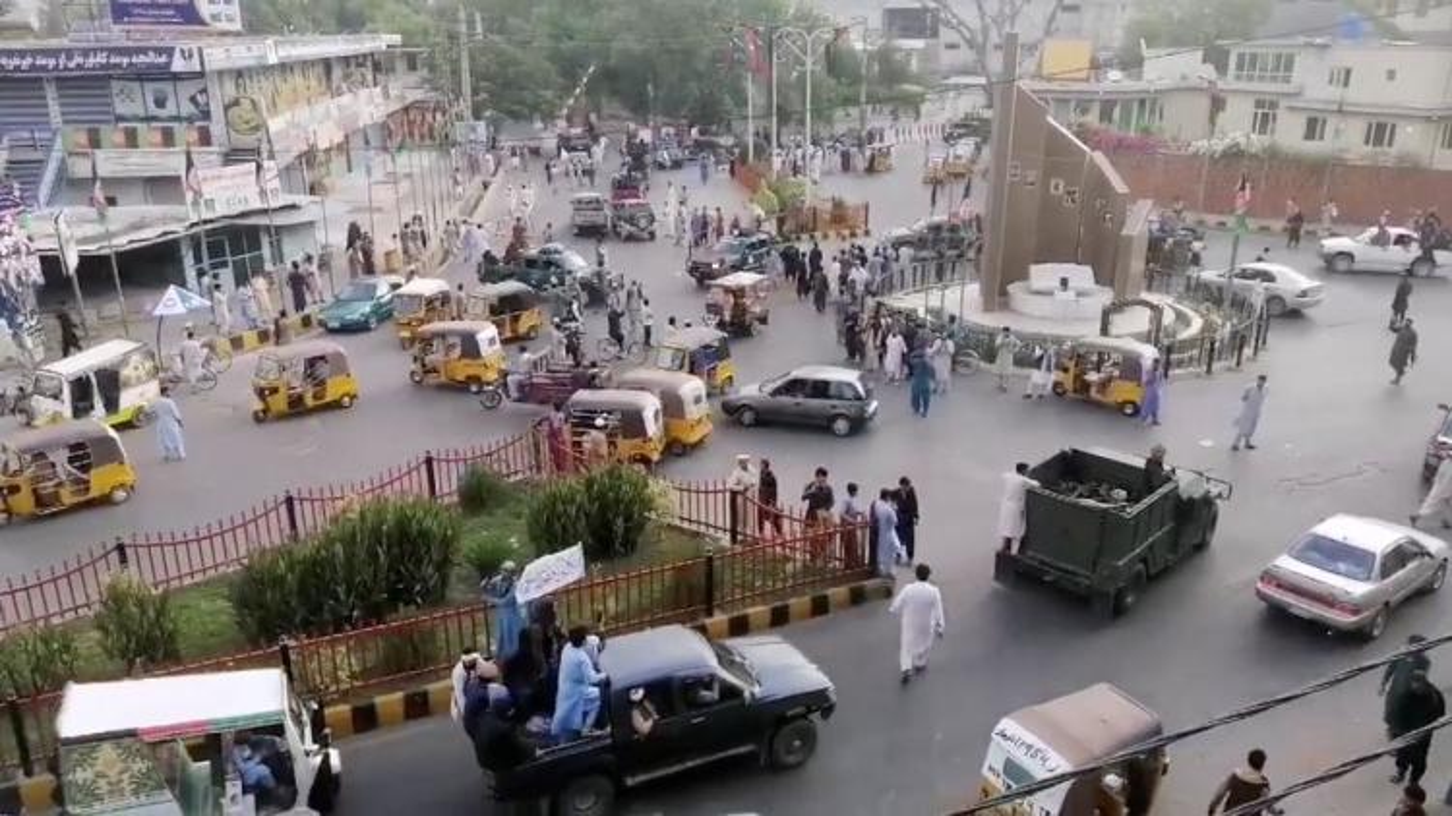 Đại sứ quán Việt Nam theo dõi sát tình hình công dân tại Afghanistan