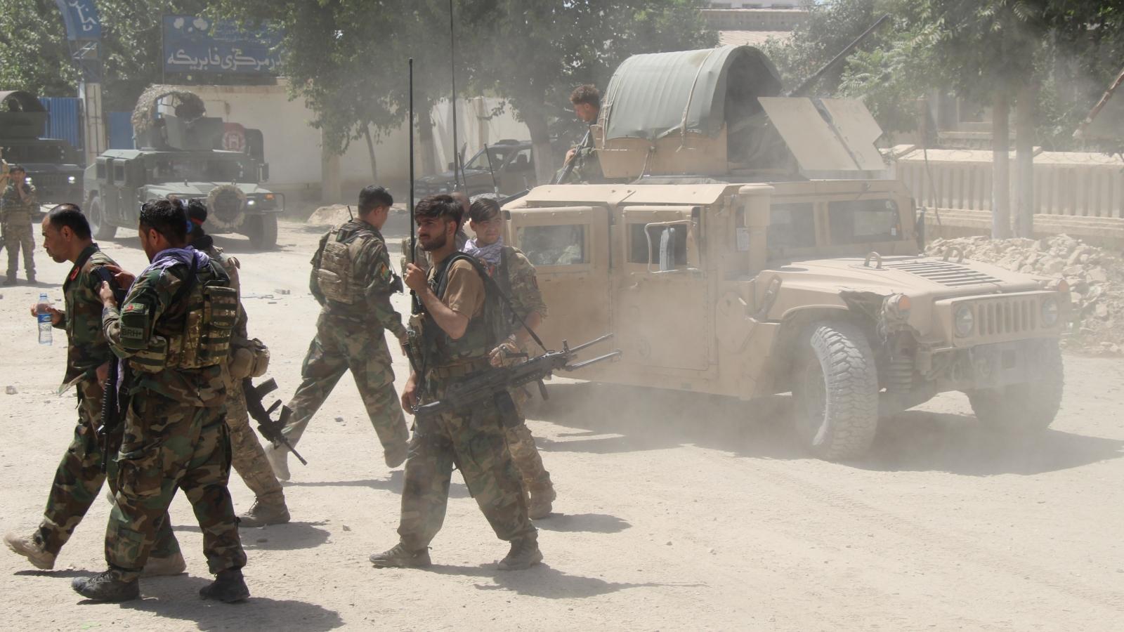 Nguy cơ Afghanistan thất thủ sau khi Mỹ rút quân
