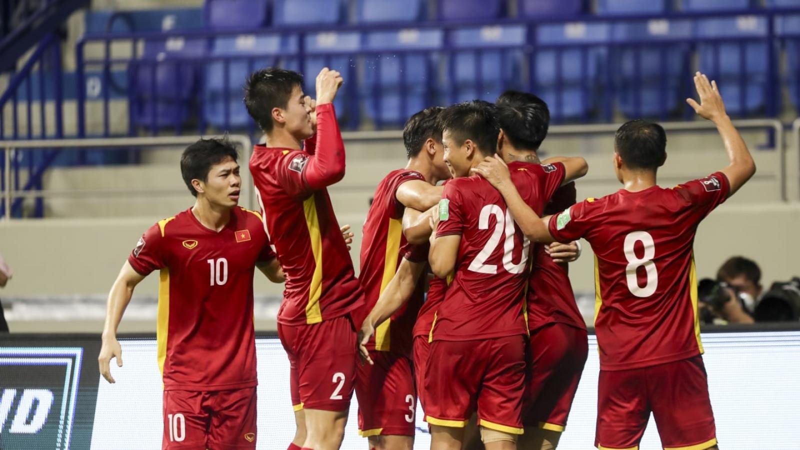 Vòng loại thứ ba World Cup 2022 sẽ là thước đo cho sự tiến bộ của ĐT Việt Nam