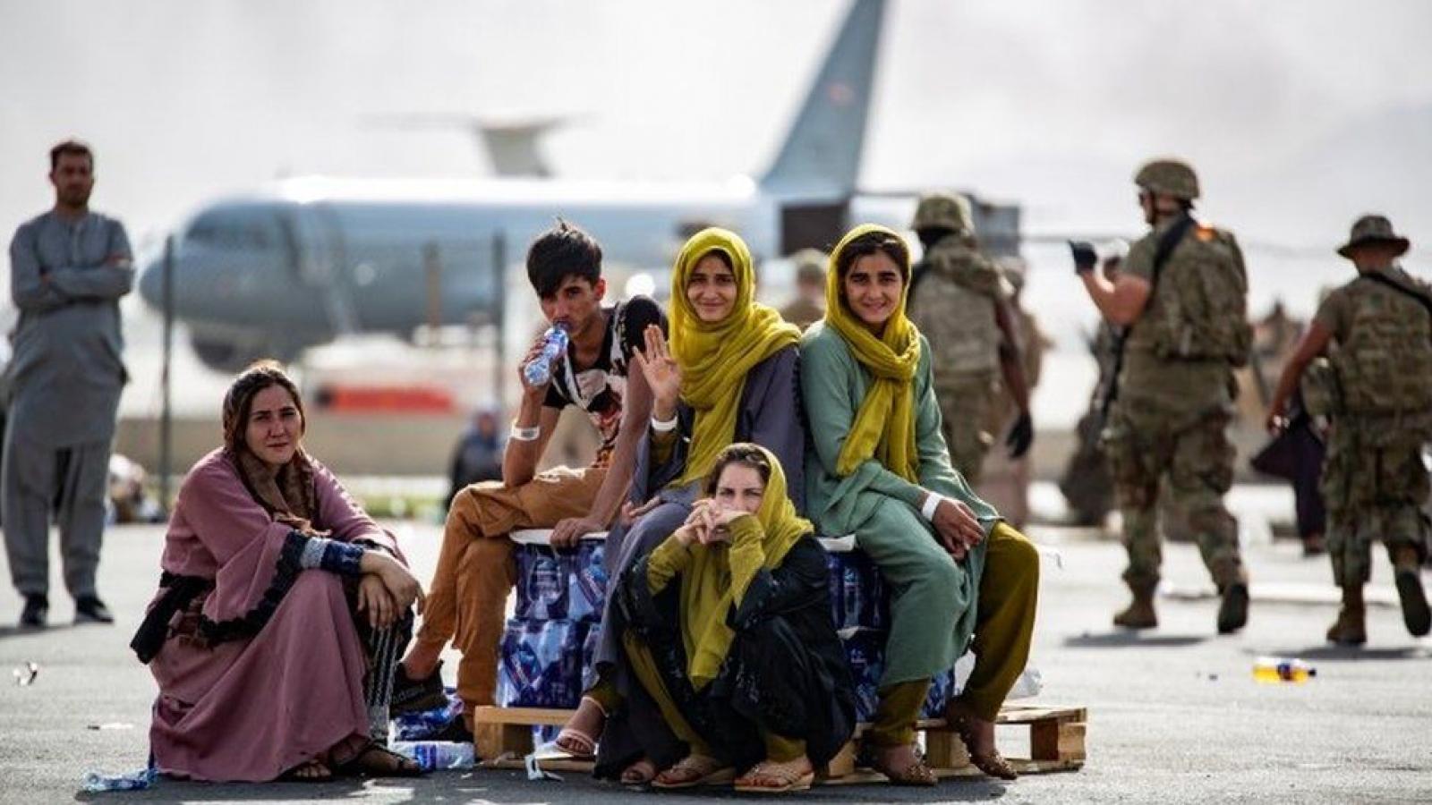 Số phận những người Afghanistan được sơ tán khẩn cấp tới Mỹ