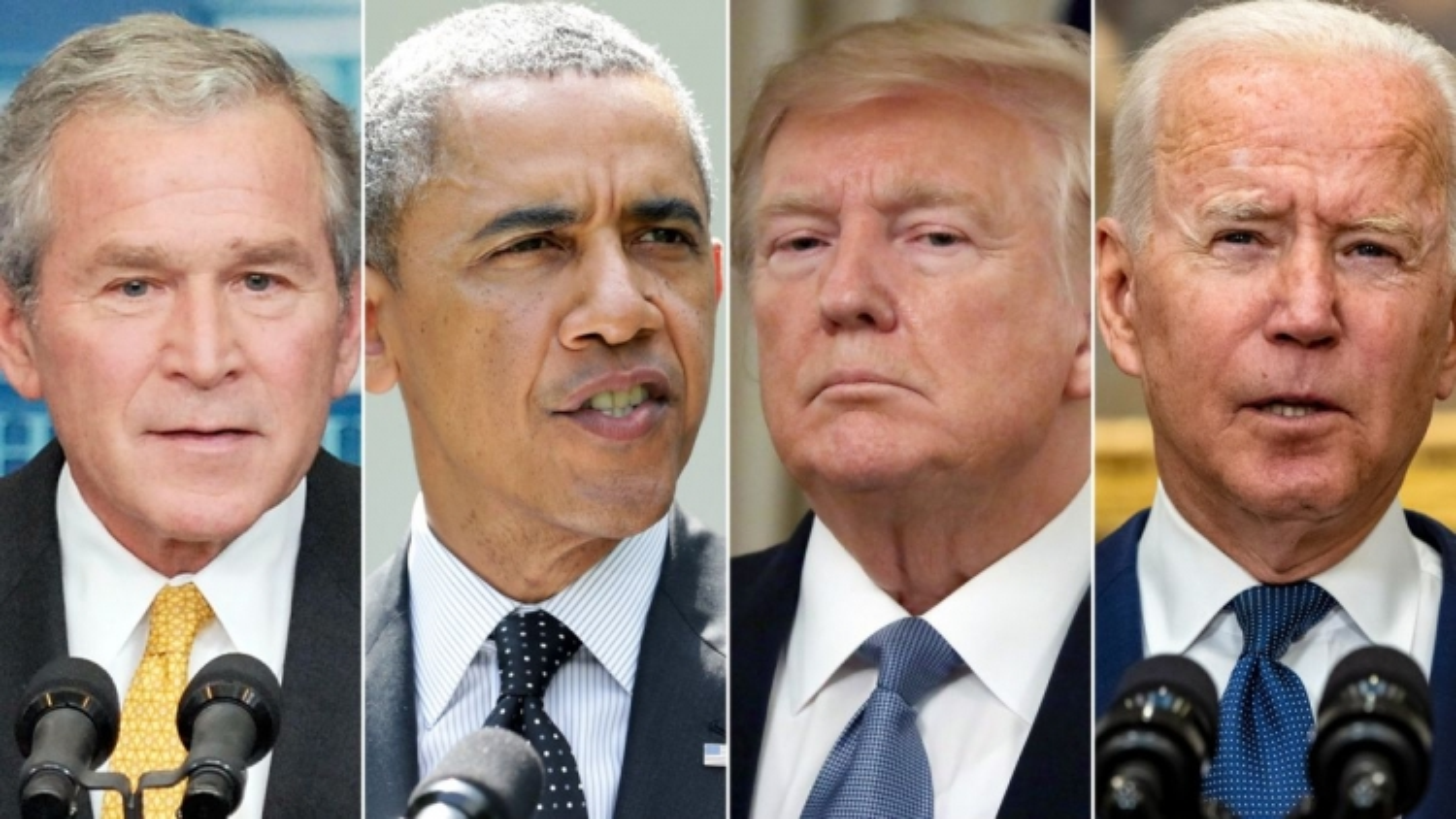 """""""Vũng lầy"""" Afghanistan hình thành và trải qua 4 đời tổng thống Mỹ như thế nào?"""