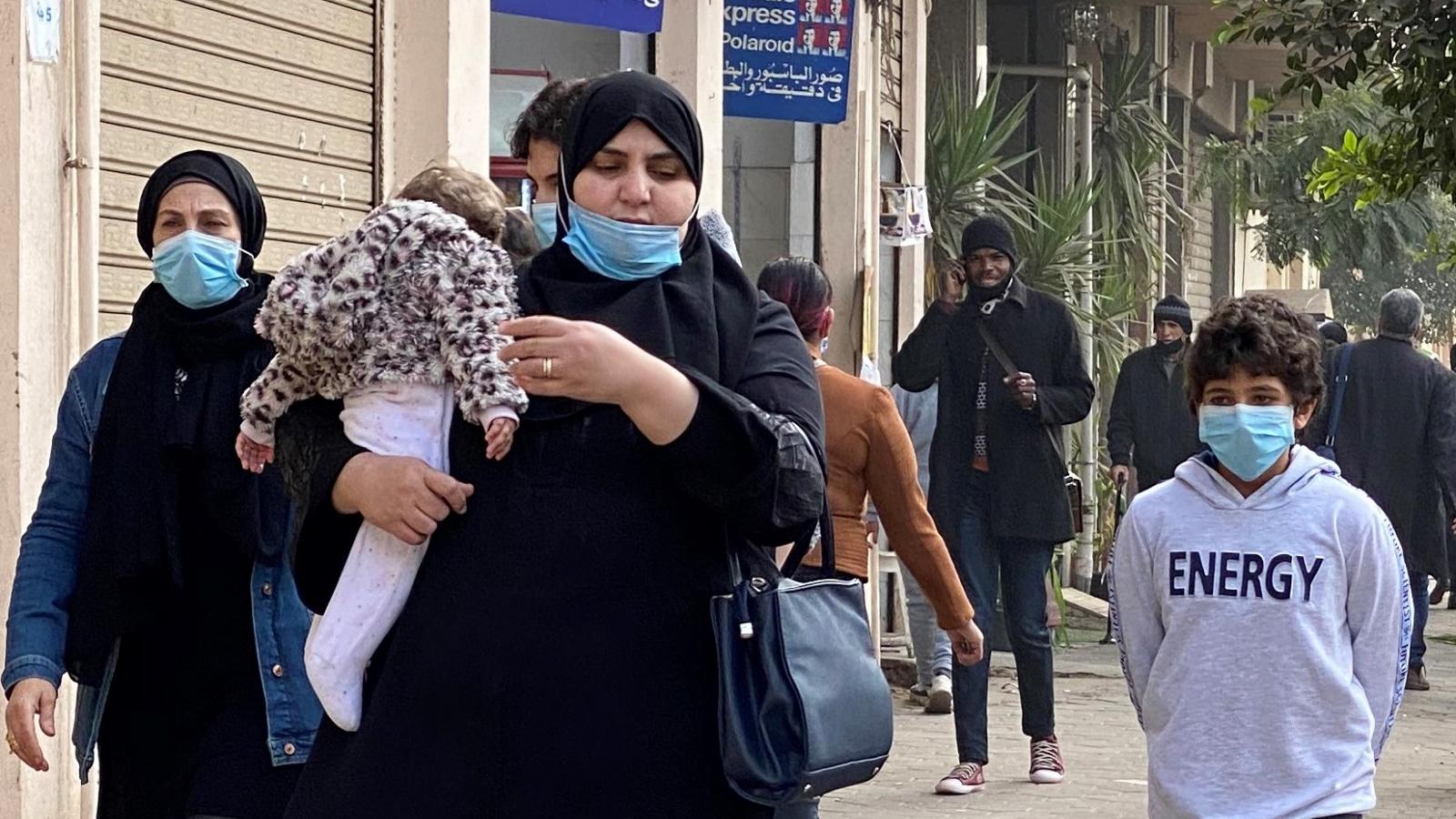 Ai Cập cân nhắc khả năng tiêm vaccine ngừa Covid-19 cho trẻ em