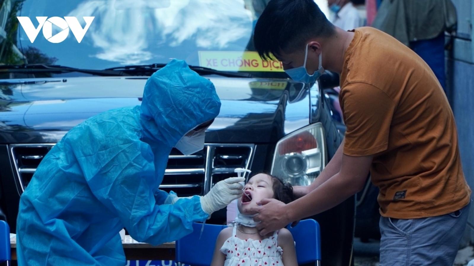 Ngày 3/8, Việt Nam có 8.377 ca mắc COVID-19, riêng TP.HCM 4.171 ca