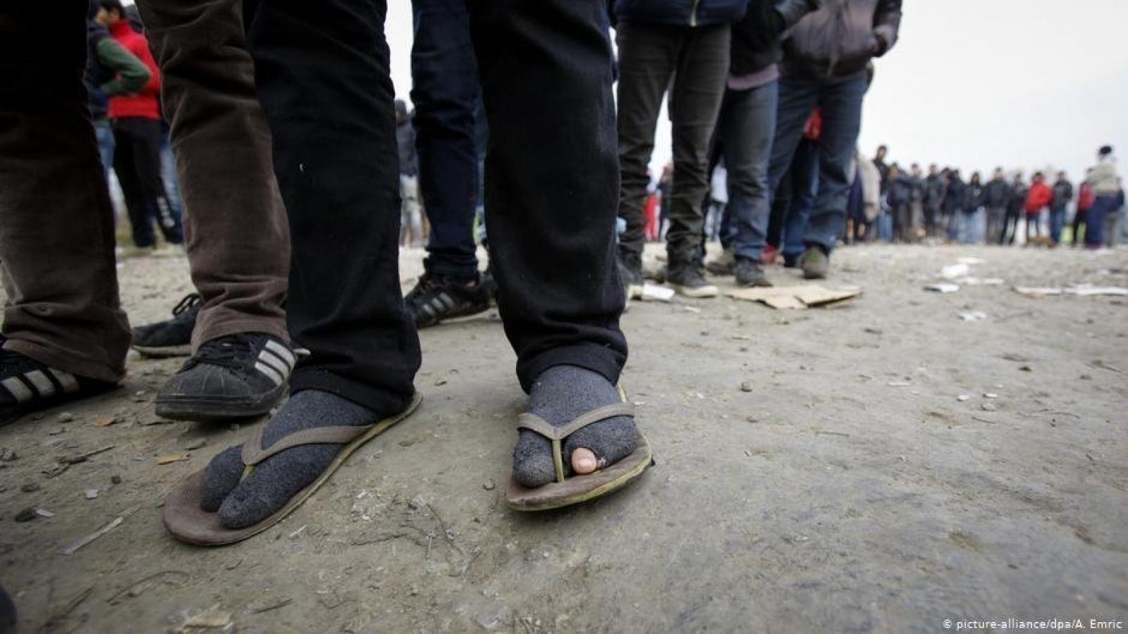 Người nhập cư trái phép vào biên giới EU qua tuyến đường Balkan tăng mạnh