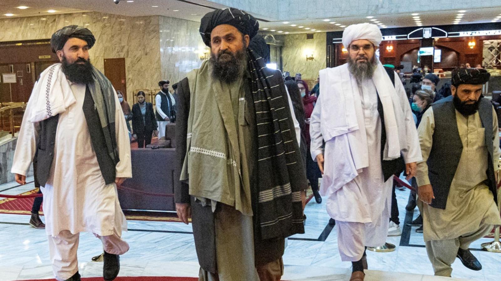 Taliban chuẩn bị thành lập chính phủ mới tại Afghanistan