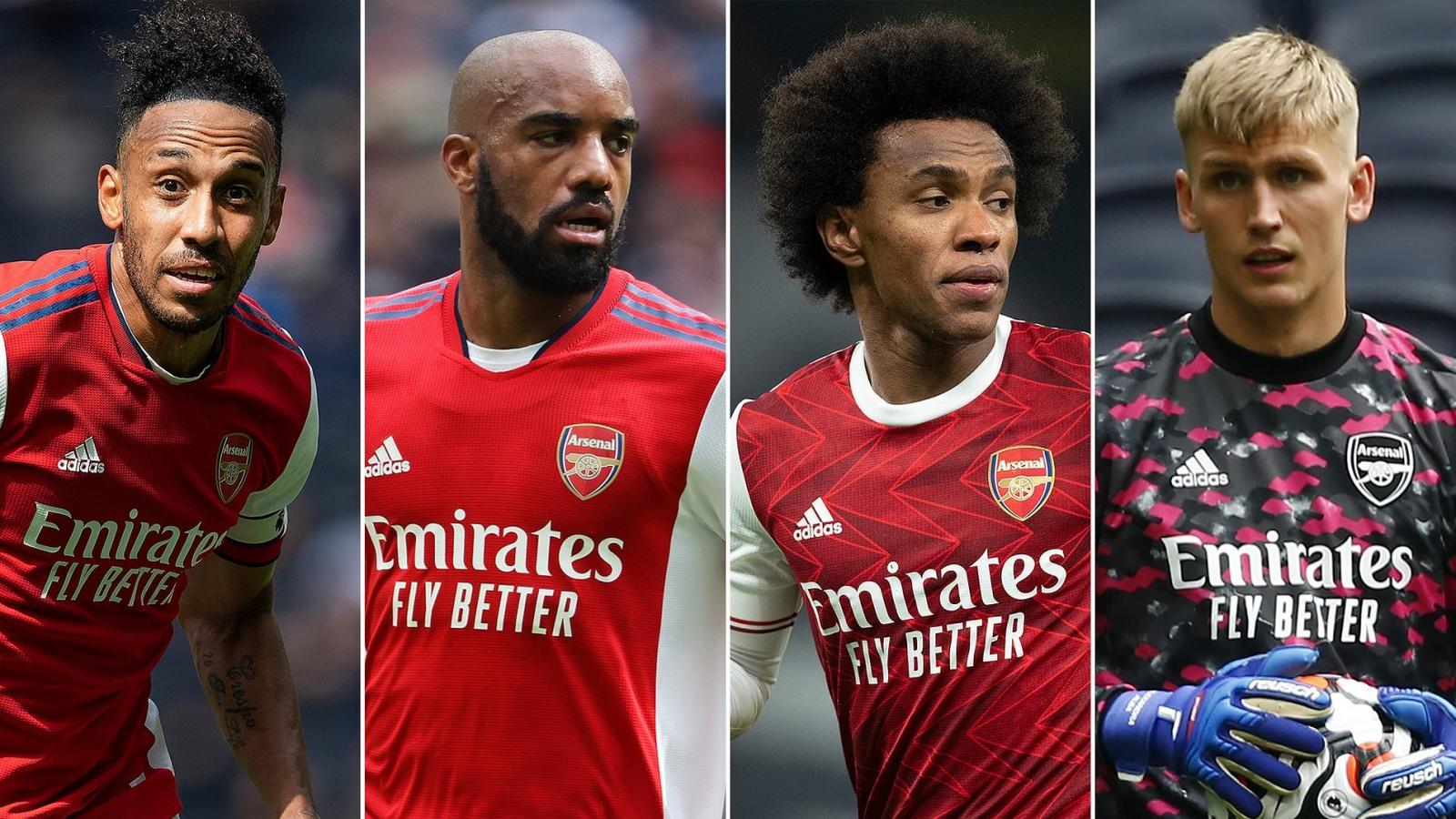 Arsenal xác nhận danh tính 4 ngôi sao mắc Covid-19