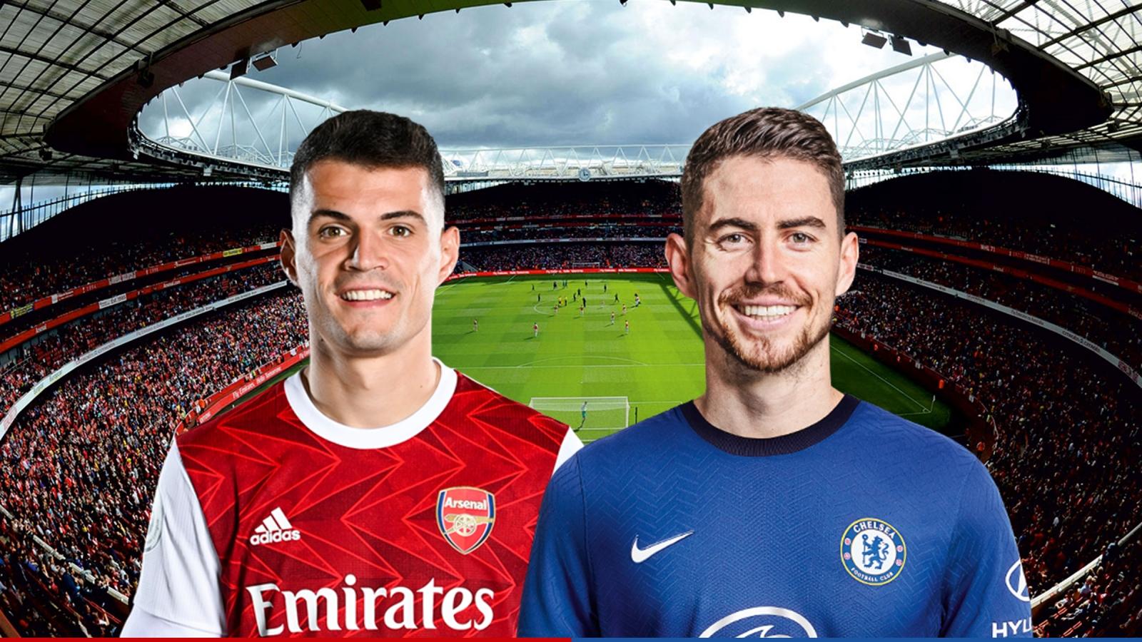 Dự đoán tỷ số, đội hình xuất phát trận Arsenal - Chelsea