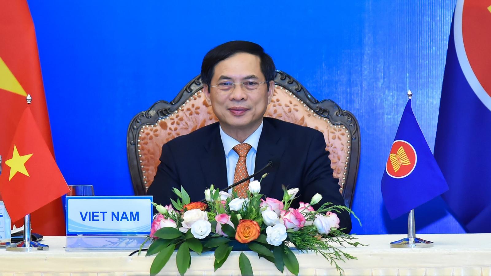 Hội nghị Bộ trưởng Ngoại giao ASEAN – Ấn Độ
