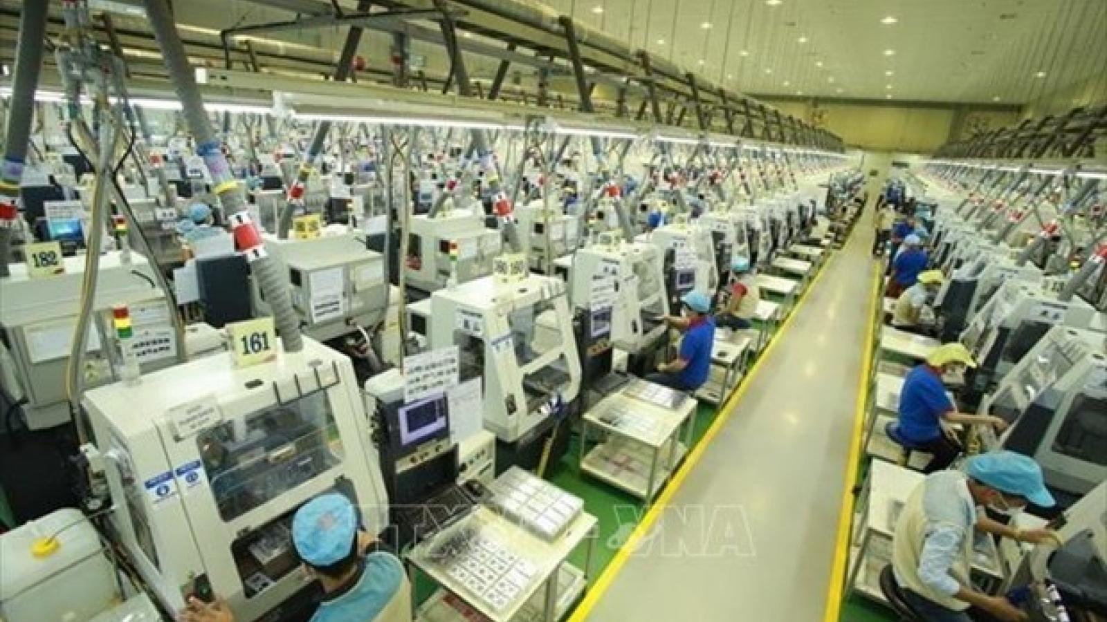 Aussie magazine names driving forces for Vietnam's economy