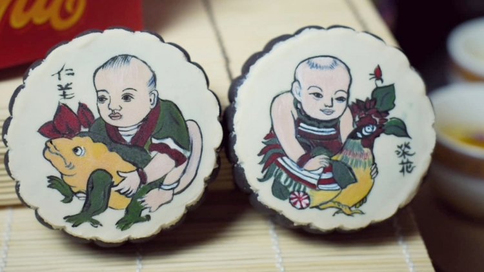 Unique moon cakes hit market ahead of Full Moon Festival