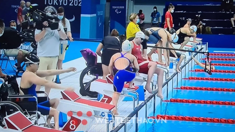 Swimmers miss out on qualification at 2020 Tokyo Paralympics