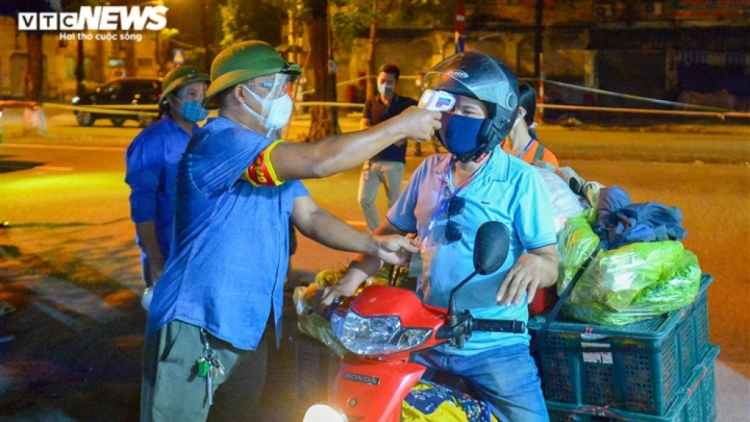 Hanoi wholesale market reopens after COVID-19 lockdown