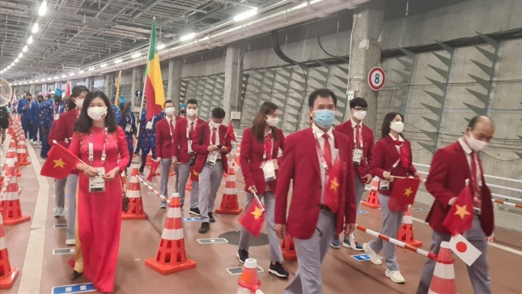 Vietnamese Olympic team set for homecoming on August 4
