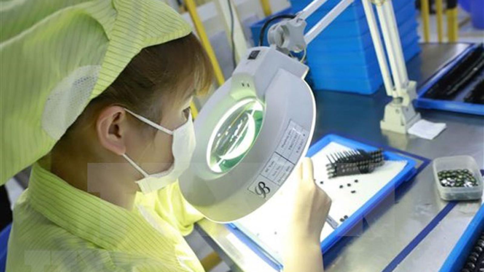 Vietnam remains favoured destination for foreign investment despite COVID-19