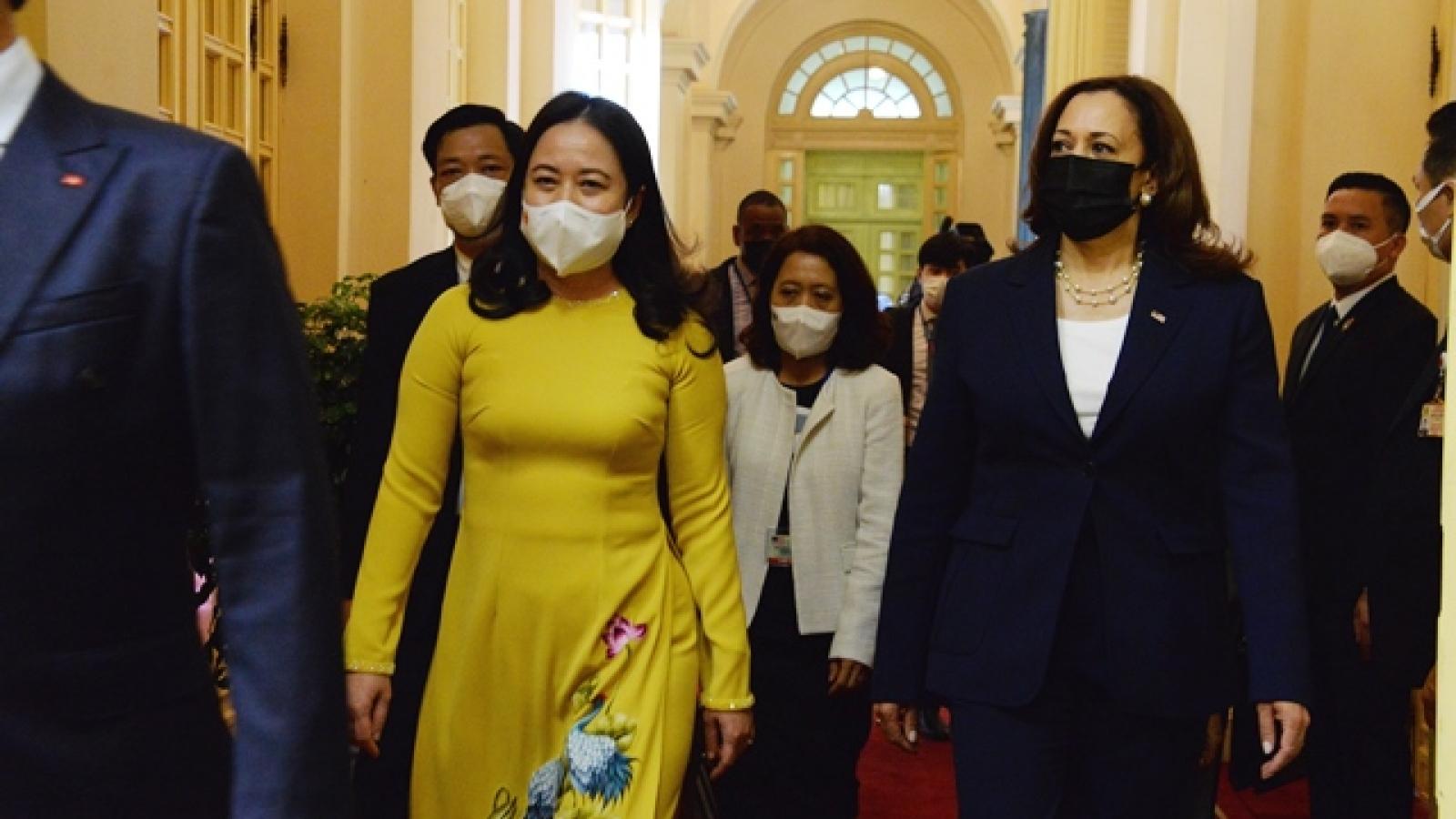 Báo chí nước ngoài: Quan hệ Mỹ -Việt đã sẵn sàng cho hợp tác chiến lược