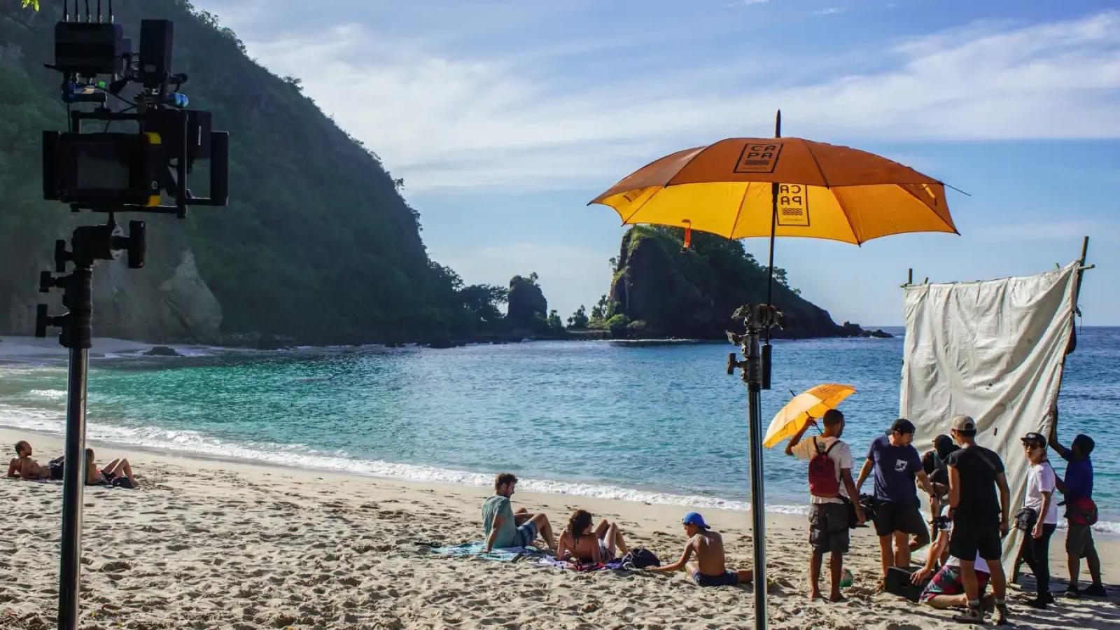 """Bali muốn thành """"xưởng phim của thế giới"""""""