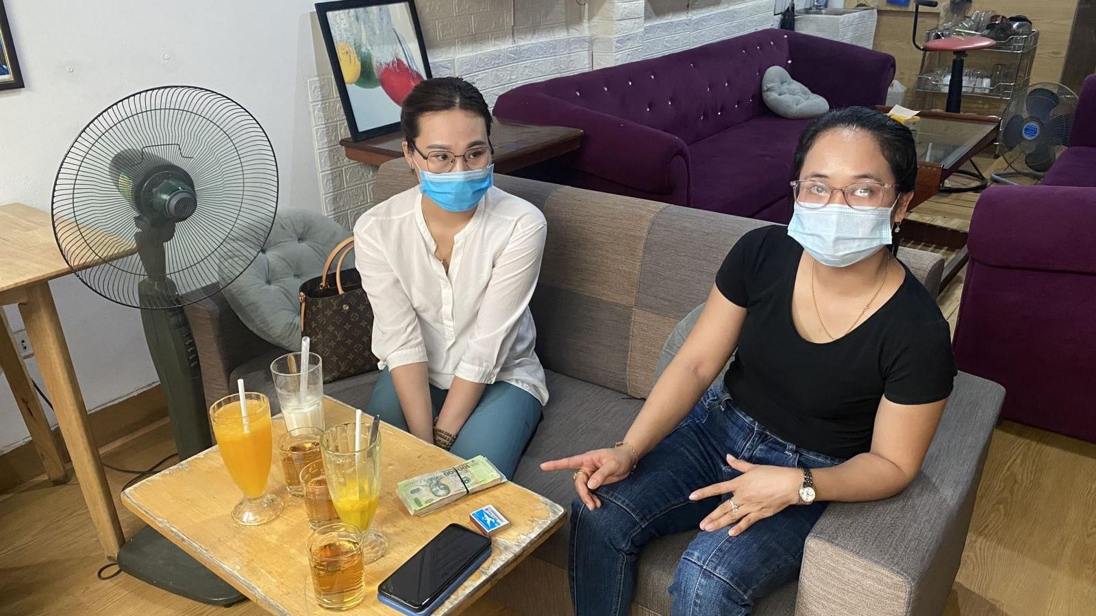 Hai phóng viên bị bắt tại Bắc Ninh vì cưỡng đoạt tài sản